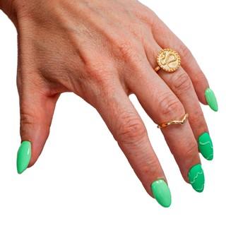 NAILART VERT-DOYANT 💚 💅🏼 Première pose chablon & Nail Art 2 doigts - 60€  #prothesisteongulaire #nails #ongles #nailart #manucure #nailstagram #onglesgel #gelnails #onglesengel #nail #onglerie #nailsaddict #nailsofinstagram #vernissemipermanent #instanails #nailaddict #stylisteongulaire #gel #ongle #semipermanent #nailsart #nailartist #babyboomer #nailstyle #passion #gelpolish #beauty  #bhfyp